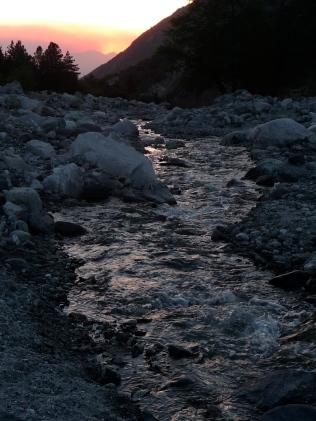 Light on Water