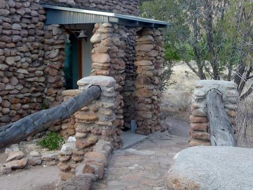 A Stone Chapel Invites an Inward Turn